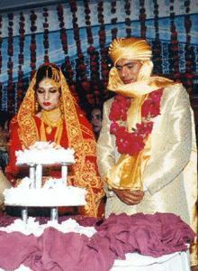 Wedding Pics Of Shahid Afridi ~ Zee Post