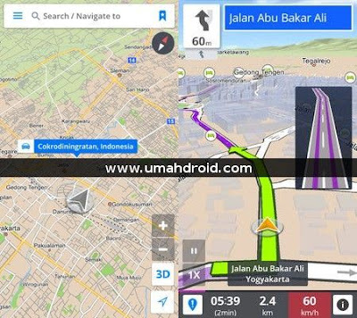 Download Sygic 15.4.10 Terbaru + Map Indonesia 2015 Offline