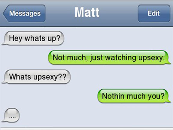 Epic Funny Text Messages Ever Sent
