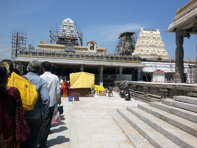Kanchipuram Kamakshi Amman Temple