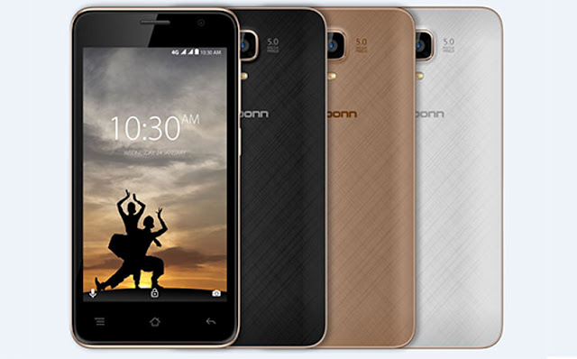 Indian smartphone companionship Karbonn launched the Influenza A virus subtype H5N1 Indian smartphone Karbonn A9 launched