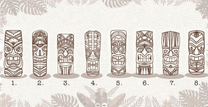 Choose A Tribal Mask And We'll Reveal What Kind Of Person You Are