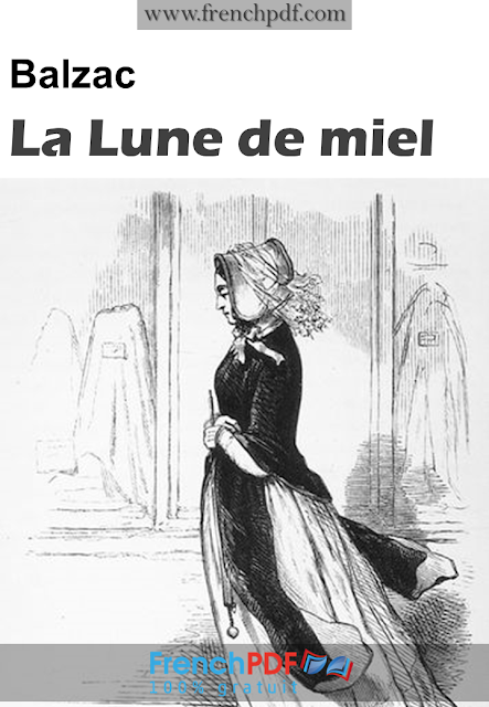 Roman: La Lune de miel en pdf gratuit Honoré de Balzac