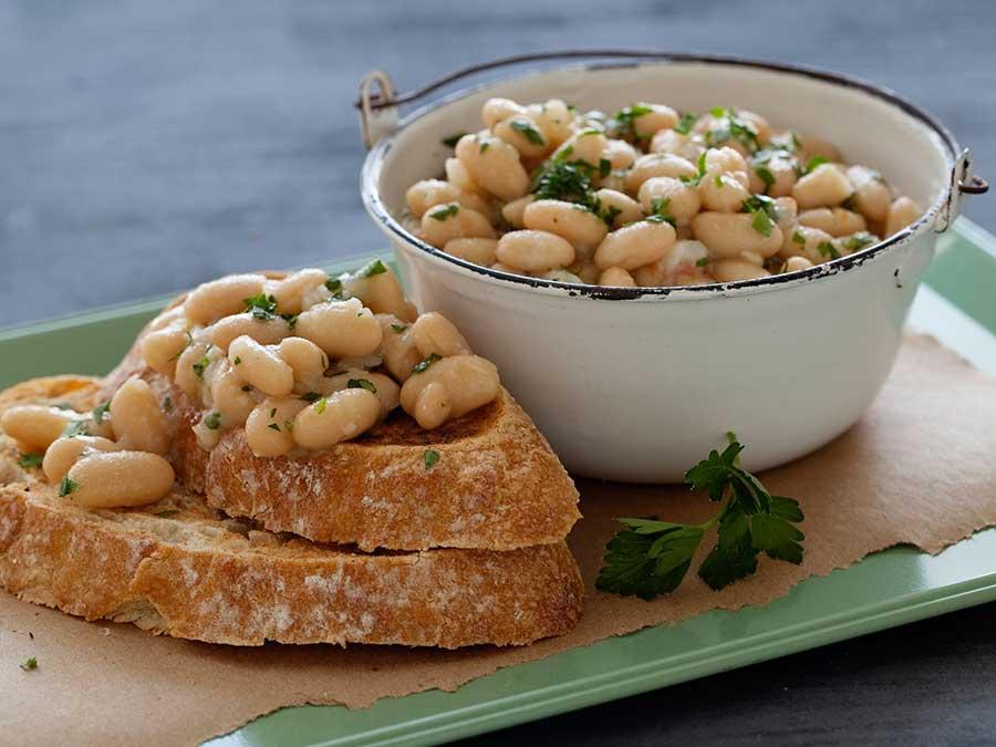 اغذية تساعد في علاج وخفض الكولسترول - الفاصوليا