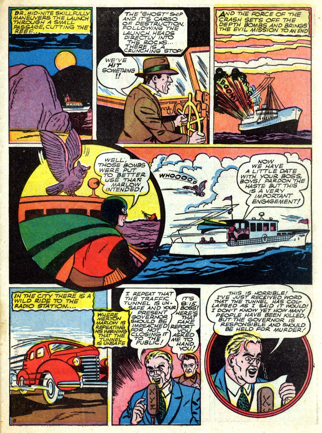 Read online All-American Comics (1939) comic -  Issue #26 - 39