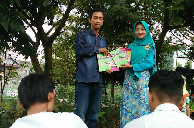 Penerbit Buku Formaci Press Dorong Budaya Literasi