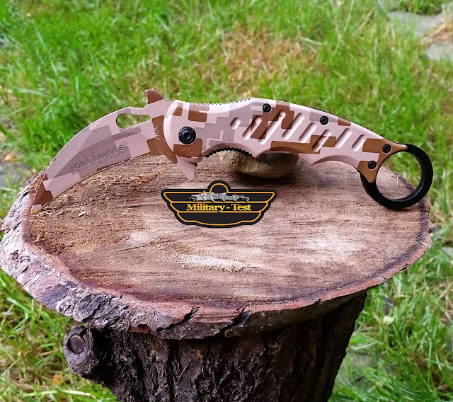 karambit cs go briceag camuflaj desert counter strike