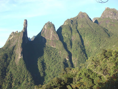 Serra dos Orgãos - Teresópolis