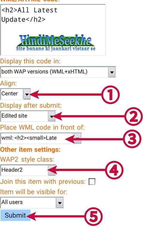 wapka-wml-html