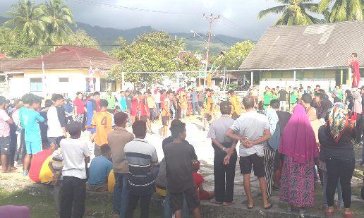 Semarak HUT Ke 72 RI, Pemerintah Kecamatan Bontosikuyu, Gelar Berbagai Lomba