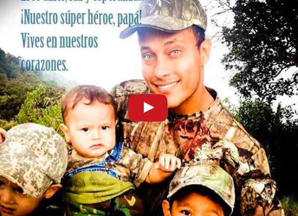 Abogada asegura junto al padre Palmar, que Oscar Perez está vivo