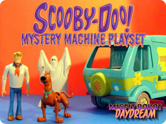 Scooby-Doo Mystery Machine Playset by Character Options