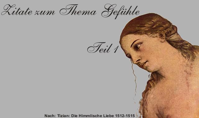 Tizian - Die himmlische Liebe