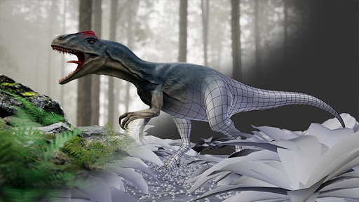 Blender 2.79 Dinosaur creation from scratch Udemy Coupon
