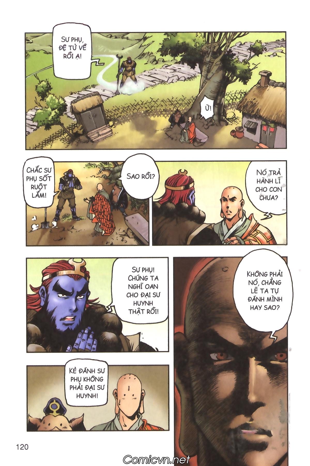 Tây Du Ký màu - Chapter 104 - Pic 4