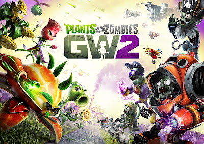 Download Plants VS Zombies GW 2 For PC