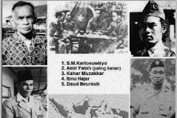 CONTOH KONFLIK DAN PERGOLAKAN YANG BERKAITAN DENGAN IDEOLOGI DI INDONESIA