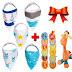 My review : Baby Bib Set 1 Stuffed Giraffe Plush Toy 12 Monthly Milestone Stickers