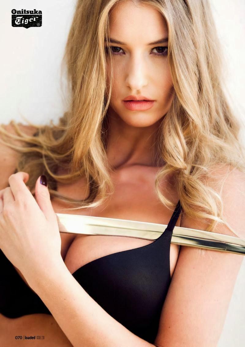 La Sesión Más Caliente De La Modelo Danica Thrall. Foto 1