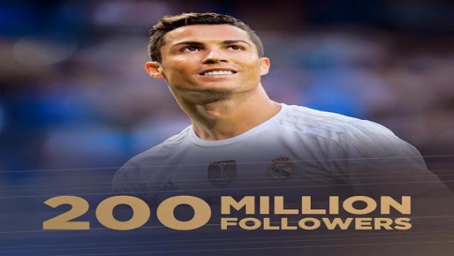 Cristiano Ronaldo sigue dominando las redes sociales