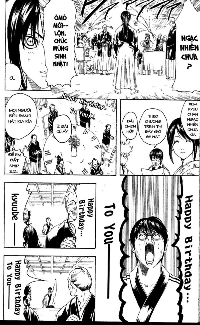 Gintama Chap 236 page 12 - Truyentranhaz.net