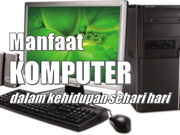 Mengapa Perlu Belajar Komputer ? Keuntungan Dan Manfaat Belajar Komputer