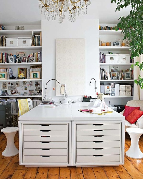 Design Your Room Online Ikea: NOT TOO SHABBY: Ikea Alex Drawer Units