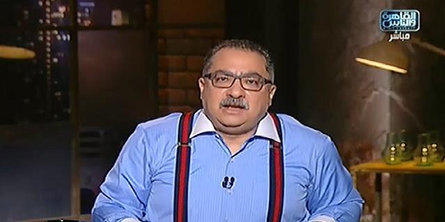 إبراهيم+عيسى+يودع+جمهور+القاهرة+والناس