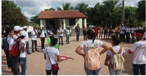 Ações produtivas integram formação de alunos do Ifal em Piranhas