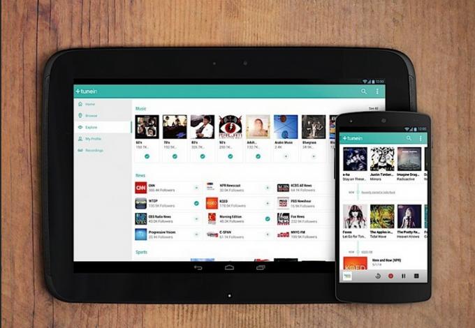 TuneIn Radio Pro v 15 3 ~ New Android APK Full