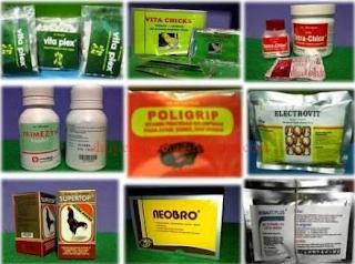 Vitamin Kesehatan dan Penambah Stamina Ayam Bangkok