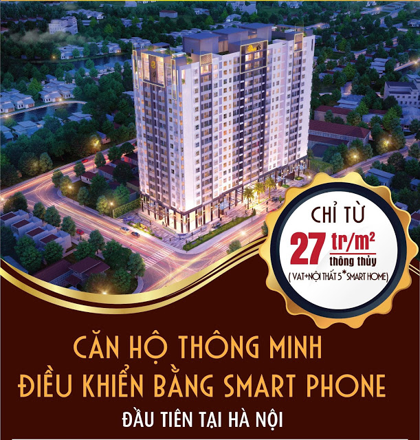 One18 Ngọc Lâm - Chung cư hot nhất khu vực Long Biên