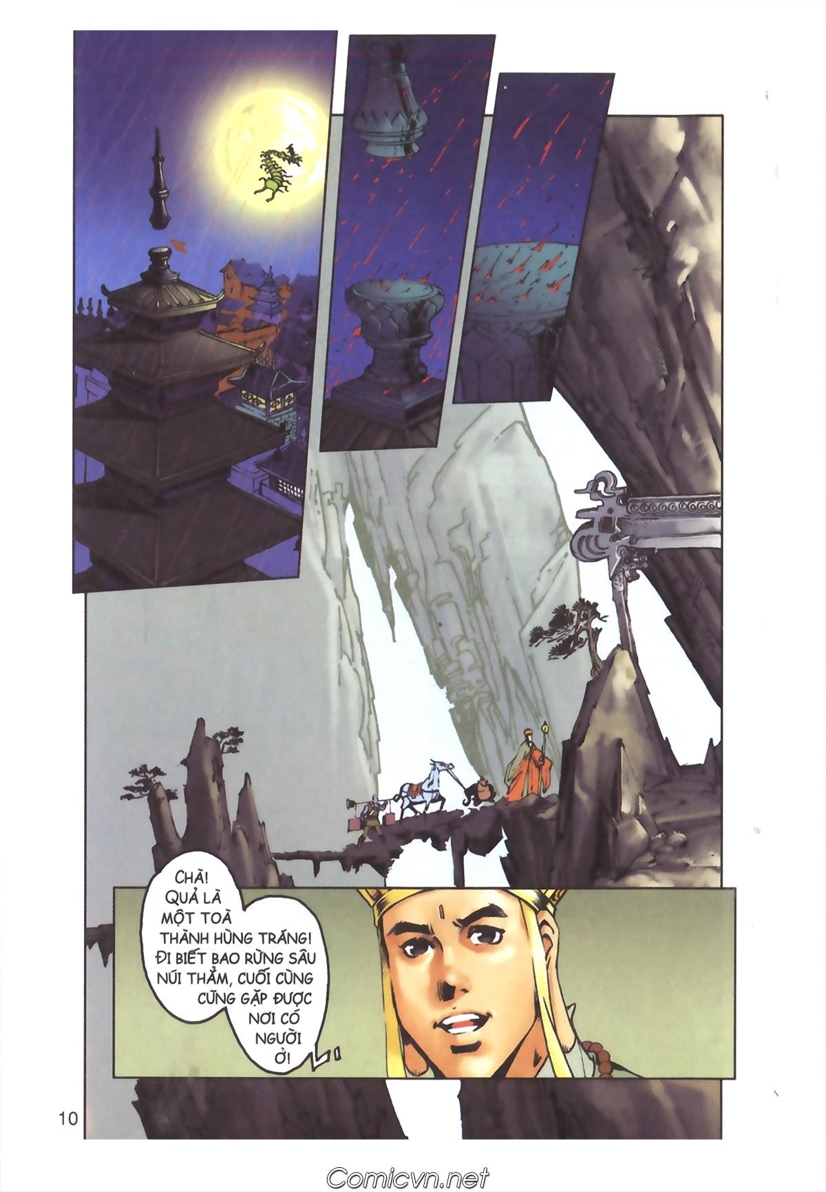Tây Du Ký màu - Chapter 110 - Pic 8