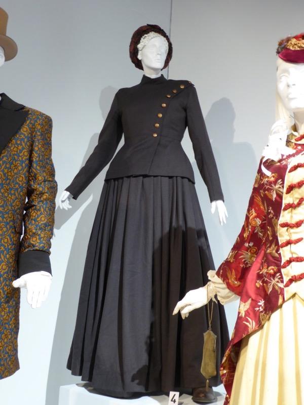 Underground Harriet Tubman costume