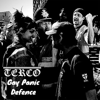 https://tercopowerviolence.bandcamp.com/album/terco-gay-panic-defense-split