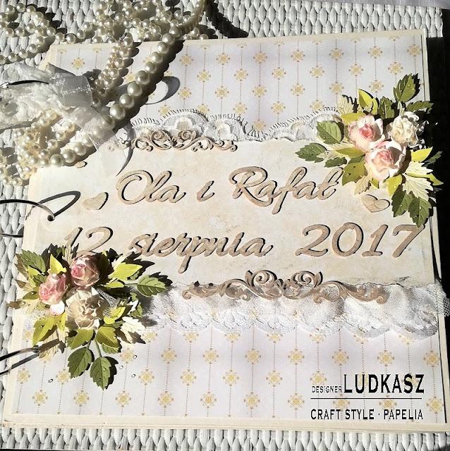 Album ślubny – DT Papelia
