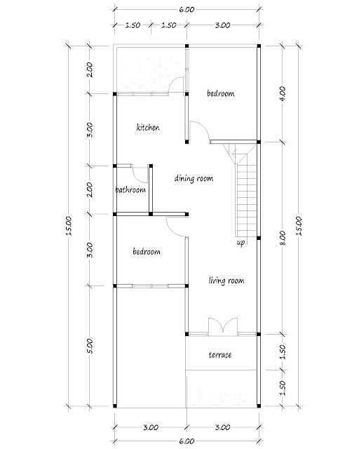 small house plan 23