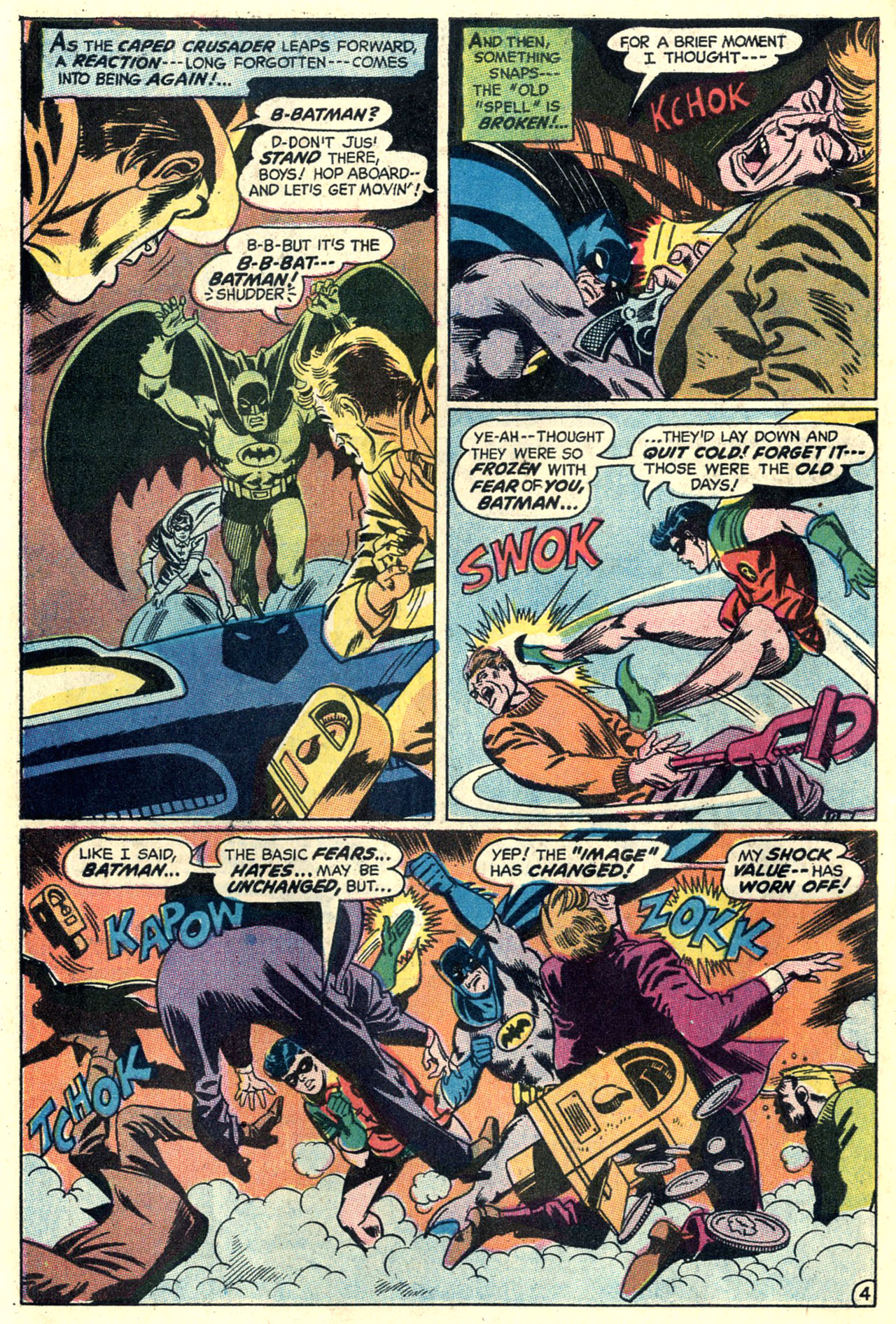 Detective Comics (1937) 389 Page 5