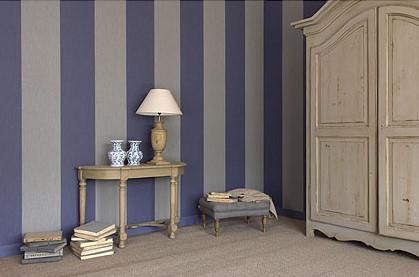Pareti A Righe Grigie : Pareti pitturate a strisce decorazione pareti cameretta righe