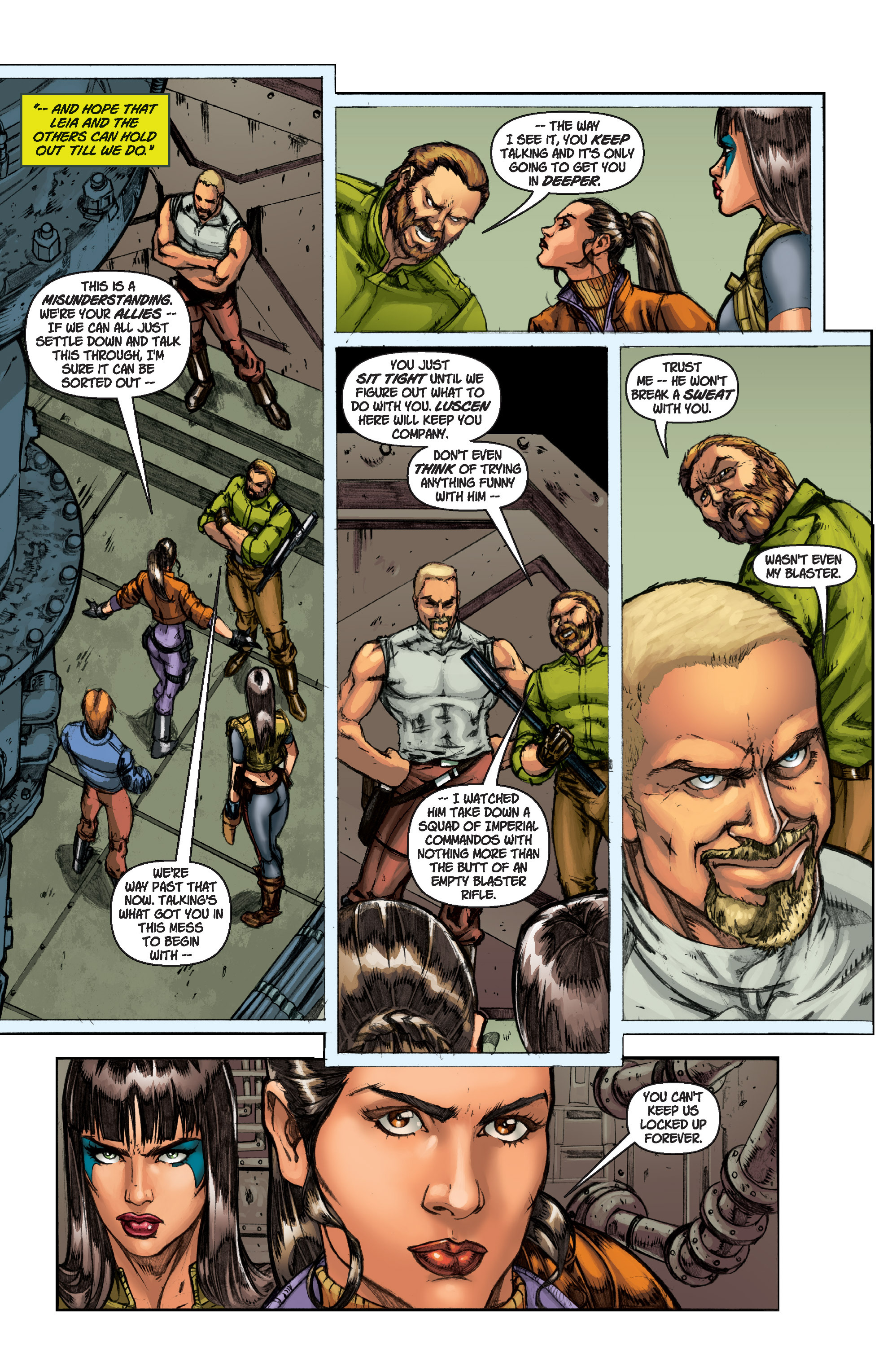 Read online Star Wars Omnibus comic -  Issue # Vol. 20 - 104