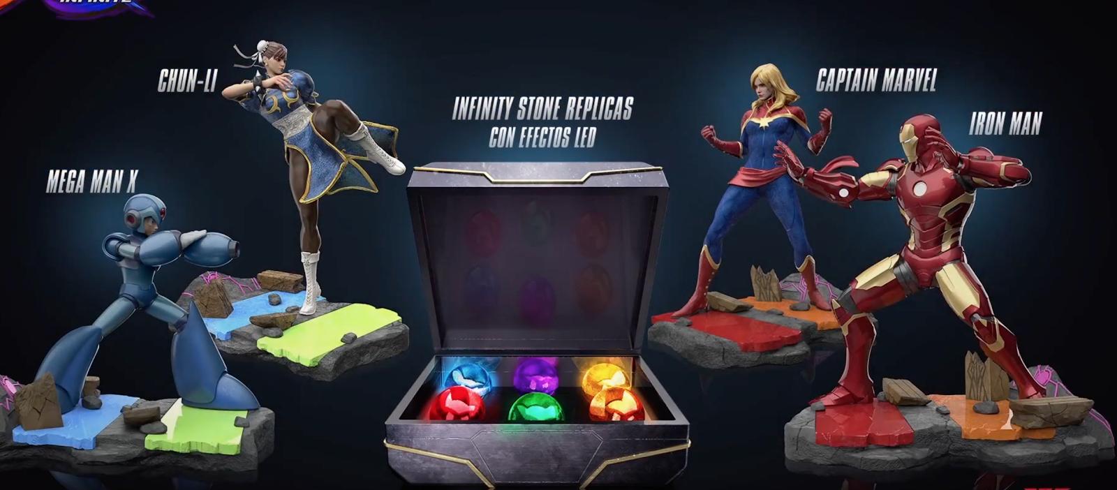 Marvel VS. Capcom Infinite ya tiene fecha de lanzamiento y nuevos luchadores confirmados