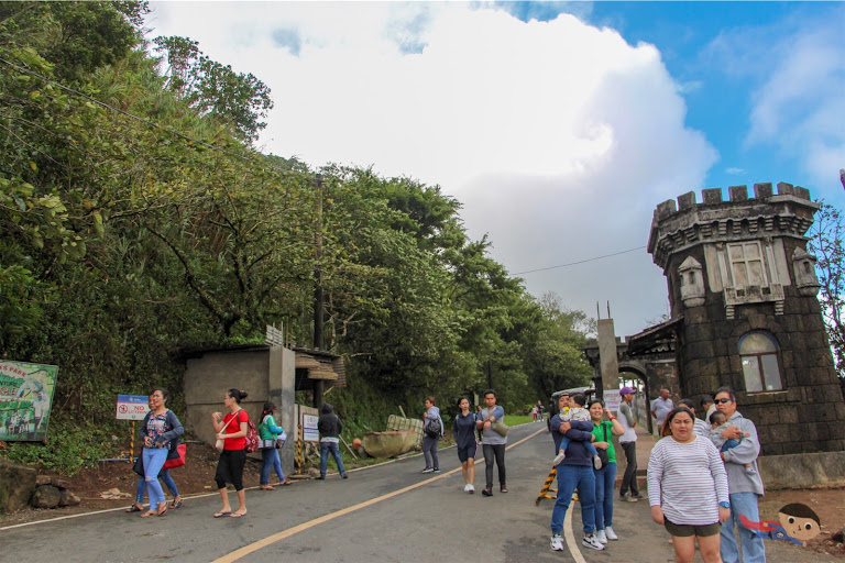 Entrance to Peoples Park in the Sky, Tagaytay
