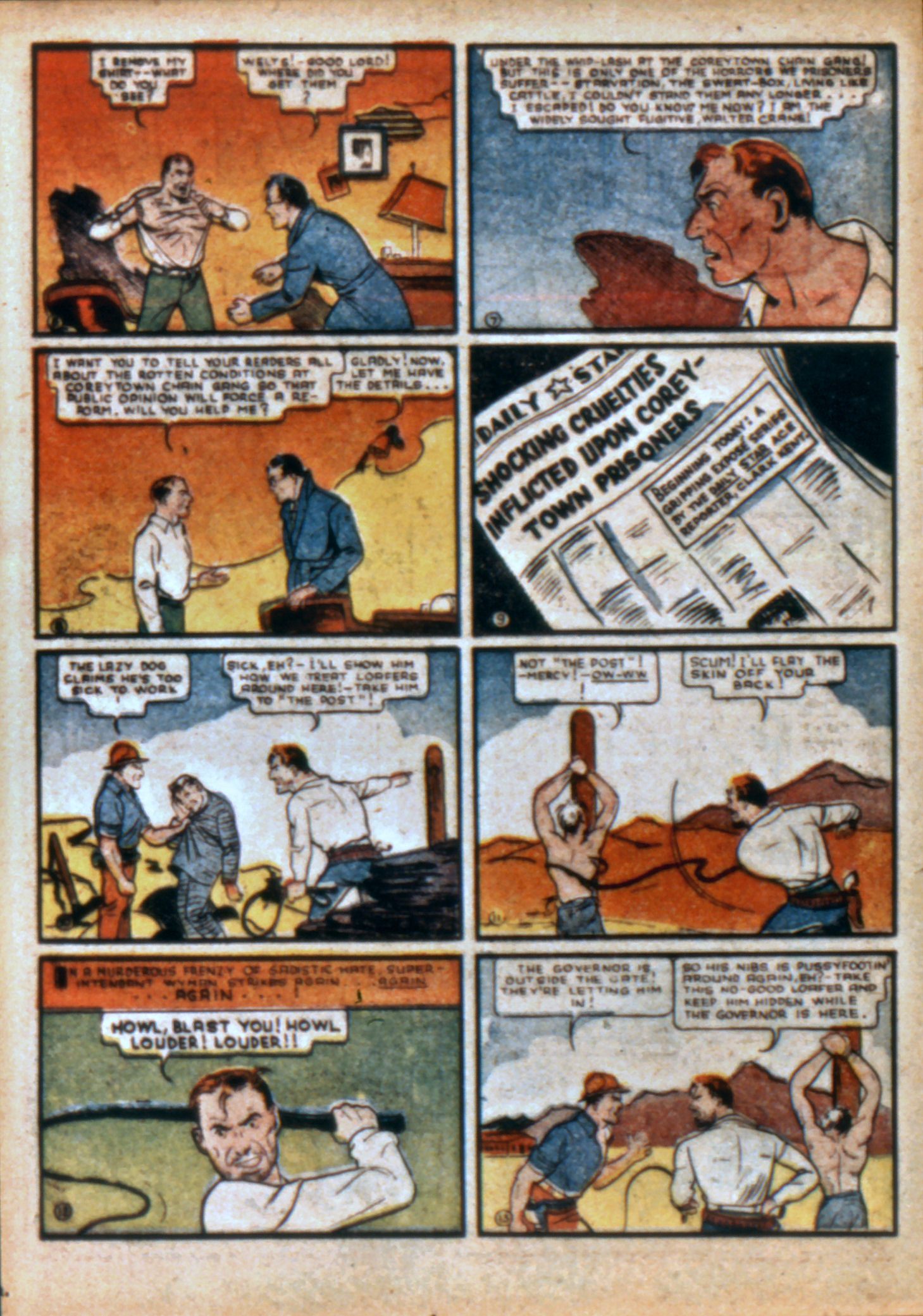 Action Comics (1938) 10 Page 4