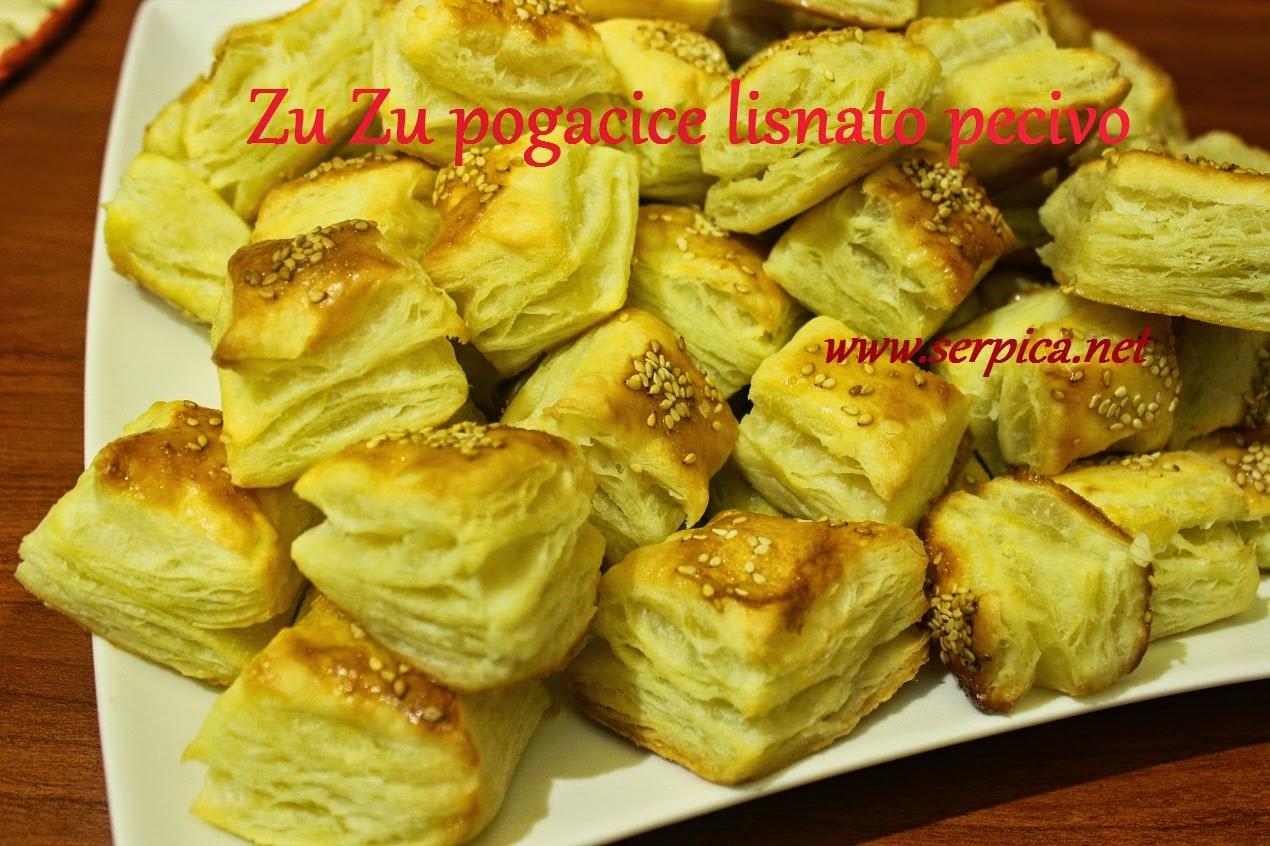 Zu Zu pogacice-Puff Pastry