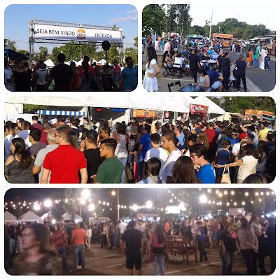 1º Festival de Churros de Ribeirão Preto