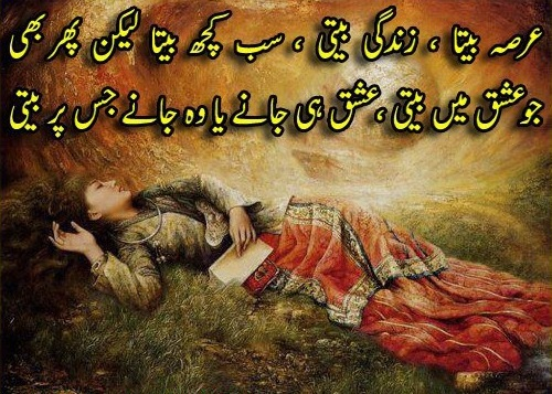 friends status for whatsapp 2017 urdu shairy in urdu writing tujhe is qadar mai chaho apni zaat