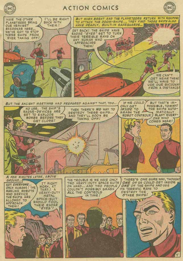 Read online Action Comics (1938) comic -  Issue #173 - 30