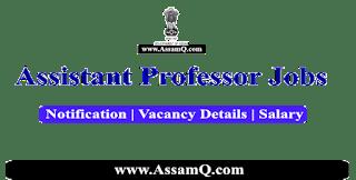 [4.4.2018] Assistant Professor in Political Science Job