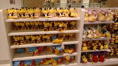 Pikachus de todos los modelos