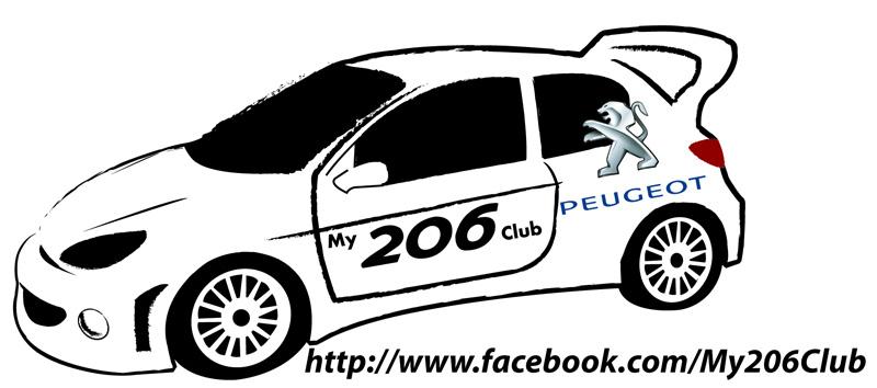My206Club: My206Club New Logo 2012